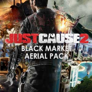 Just Cause 2: Black Market Aerial Pack