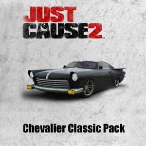 Just Cause 2 Chevalier Classic