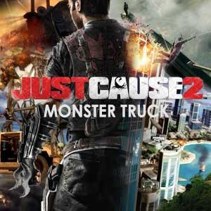 Just Cause 2 Monster Truck Key Kaufen Preisvergleich