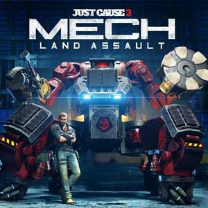 Just Cause 3 Mech Land Assault Key Kaufen Preisvergleich