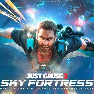 Just Cause 3 Sky Fortress Pack Key Kaufen Preisvergleich