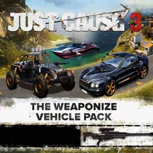 Just Cause 3 Weaponized Vehicle Pack Key Kaufen Preisvergleich