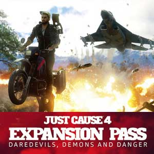 Just Cause 4 Expansion Pass