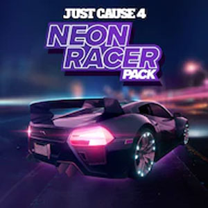Just Cause 4 Neon Racer Pack
