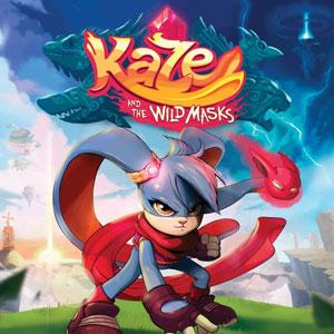 Kaufe Kaze and the Wild Masks PS4 Preisvergleich