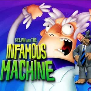 Kelvin and the Infamous Machine Key Kaufen Preisvergleich