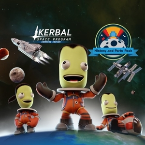 Kerbal Space Program History and Parts Pack