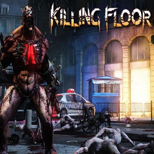 Killing Floor 2 PS4 Code Kaufen Preisvergleich