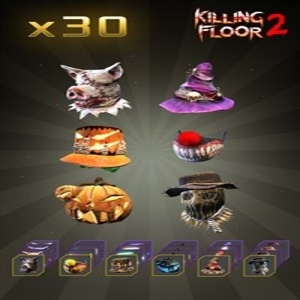 Killing Floor 2 Halloween 2020 Full Gear Bundle