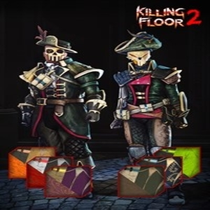 Killing Floor 2 Space Pirate Outfit Bundle