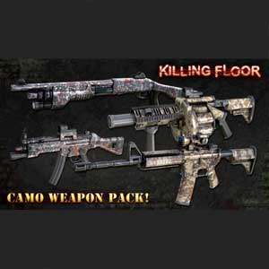 Killing Floor Camo Weapon Pack