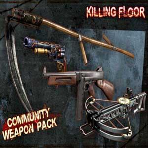 Killing Floor Community Weapon Pack Key Kaufen Preisvergleich