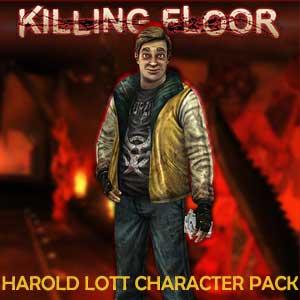 Killing Floor Harold Lott Character Pack Key Kaufen Preisvergleich