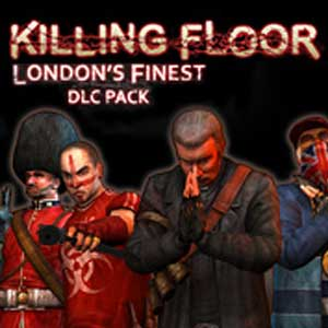 Killing Floor Londons Finest Character Pack Key Kaufen Preisvergleich