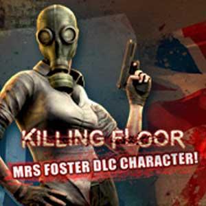 Killing Floor Mrs Foster Pack