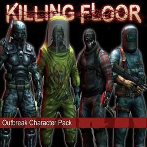 Killing Floor Outbreak Character Pack Key Kaufen Preisvergleich