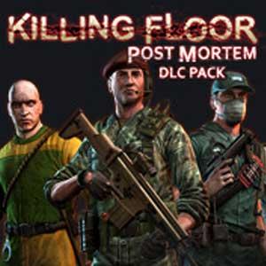Killing Floor PostMortem Character Pack Key Kaufen Preisvergleich