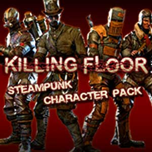 Killing Floor Steampunk Character Pack 1 Key Kaufen Preisvergleich