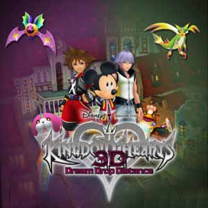 Kingdom Hearts 3D Dream Drop Distance Nintendo 3DS Download Code im Preisvergleich kaufen