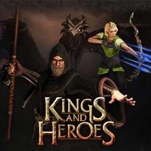 Kings and Heroes Key Kaufen Preisvergleich