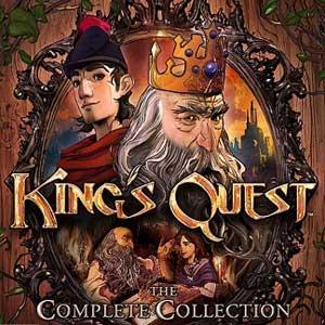 Kaufe Kings Quest Collection XBox 360 Preisvergleich