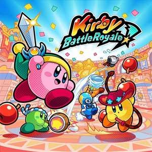 Kirby Battle Royale Nintendo 3DS Download Code im Preisvergleich kaufen