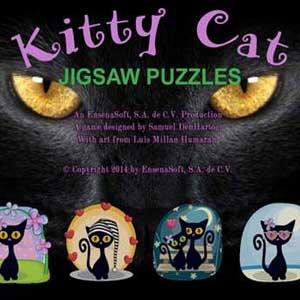 Kitty Cat Jigsaw Puzzles Key Kaufen Preisvergleich