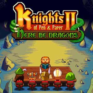 Knights of Pen and Paper 2 Here Be Dragons Key Kaufen Preisvergleich