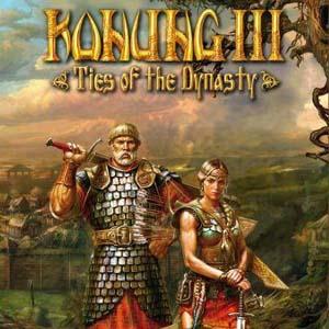 Konung 3 Ties of the Dynasty Key Kaufen Preisvergleich