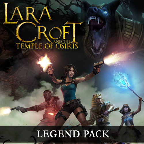 Lara Croft and the Temple of Osiris Legend Pack