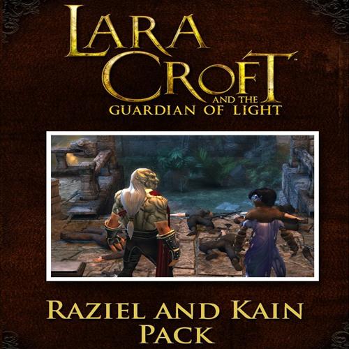 Lara Croft GoL Raziel and Kain Character Pack Key Kaufen Preisvergleich