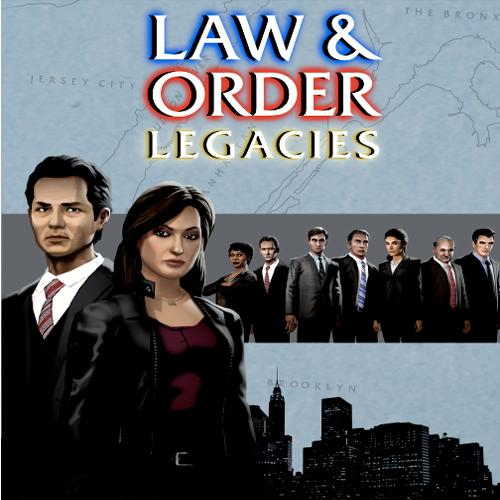Law & Order Legacies Key Kaufen Preisvergleich