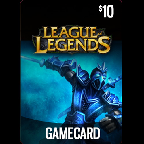 League Of Legends 10 USD Prepaid RP Cards US Gamecard Code Kaufen Preisvergleich