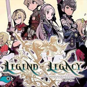 Legend of Legacy Nintendo 3DS Download Code im Preisvergleich kaufen