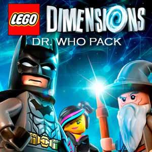 LEGO Dimensions Dr Who Pack Key Kaufen Preisvergleich