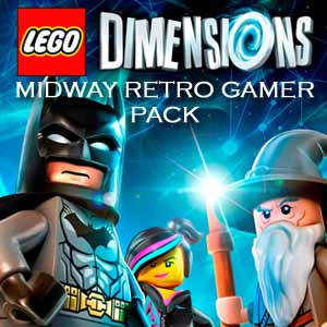 LEGO Dimensions Midway Retro Gamer Pack Key Kaufen Preisvergleich