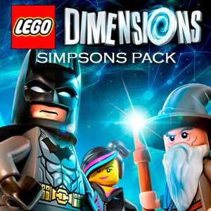 LEGO Dimensions Simpsons Pack Key Kaufen Preisvergleich