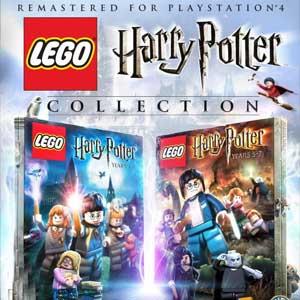 LEGO Harry Potter Collection PS4 Code Kaufen Preisvergleich