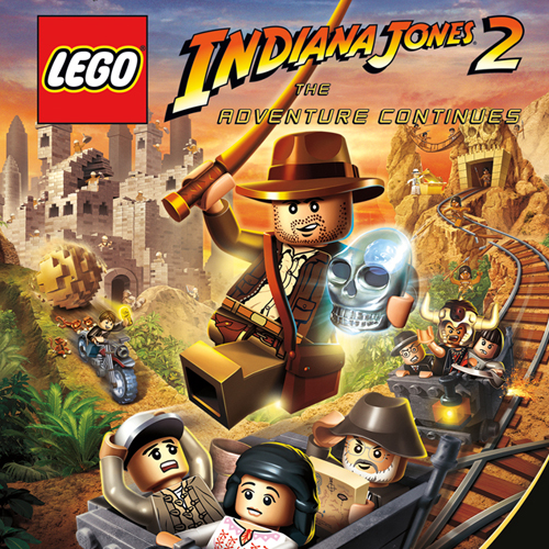 LEGO Indiana Jones 2 The Adventure Continues Key Kaufen Preisvergleich
