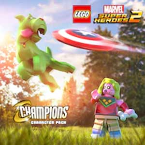 LEGO MARVEL Super Heroes 2 Champions Character Pack