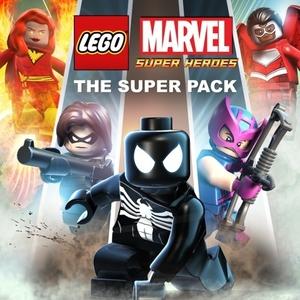 LEGO Marvel Super Heroes DLC Super Pack