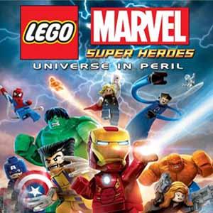 LEGO Marvel Super Heroes Universe in Peril Nintendo 3DS Download Code im Preisvergleich kaufen