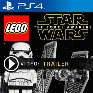 LEGO Star Wars The Force Awakens PS4 Digital Download und Box Edition