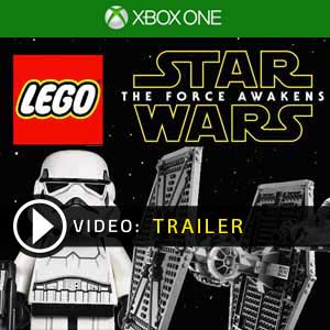 LEGO Star Wars The Force Awakens Xbox One Digital Download und Box Edition