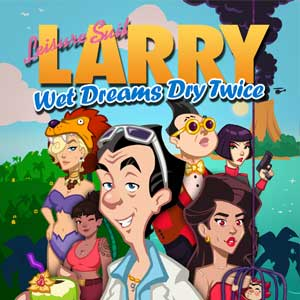 Kaufe Leisure Suit Larry Wet Dreams Dry Twice PS4 Preisvergleich