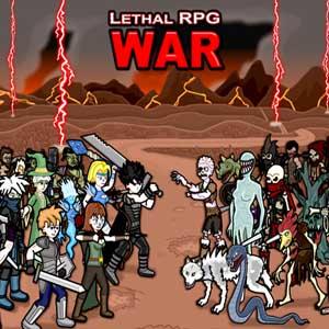 Lethal RPG War Key Kaufen Preisvergleich