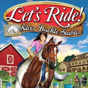 Lets Ride Silver Buckle Stables Key Kaufen Preisvergleich