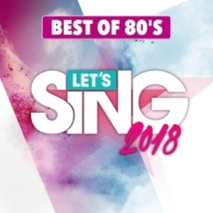 LETS SING 2018 BEST OF 80S SONG PACK