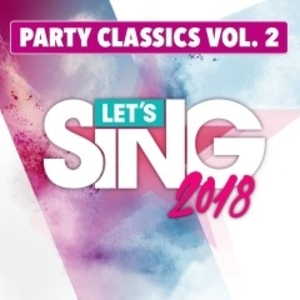 LETS SING 2018 PARTY CLASSICS VOL 2 SONG PACK
