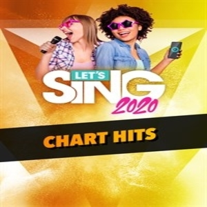 Lets Sing 2020 Chart Hits Song Pack